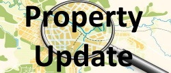 Property update button